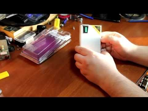 Внешний аккумулятор HIPER Power Bank MP12500