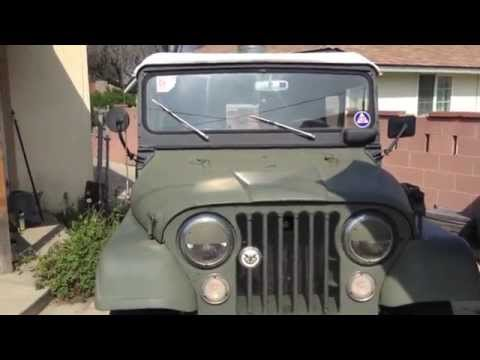 old jeep cj repair