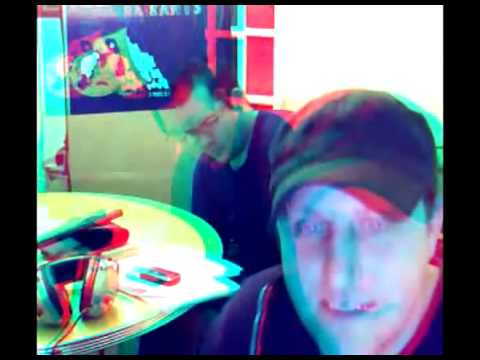 Zombie Popcorn Radio 3D - Coming At Ya! (The Tony Anthony Interview) Show # 20/video show #6