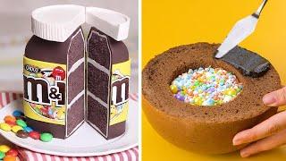 Очень Вкусный Шоколадный Торт с Нежнейшим Кремом Бери и Делай Быстро Просто и Вкусно