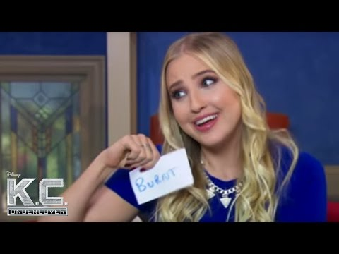 Spy Game: Call Out  K.C. Undercover  Disney Channel