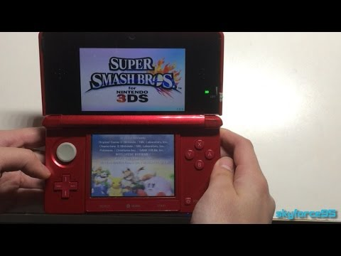 How to Get Super Smash Bros for 3DS for FREE