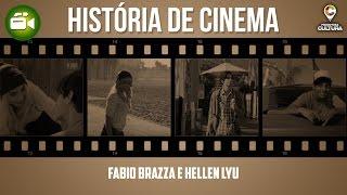 História de Cinema (Clipe Oficial) - Fabio Brazza e Hellen Lyu