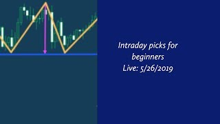 Live@5:15-Intraday Stocks For Beginners