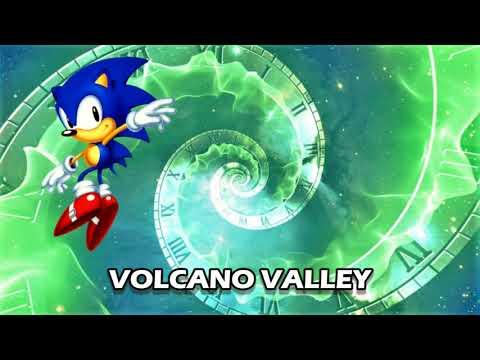 Sonic 3D Blast (GEN) - Volcano Valley [Present Remix]