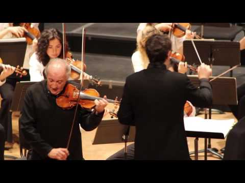 Brahms Concerto for Violin and Orchestra in D, Op. 77 (1879)