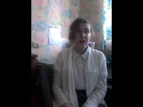 Изображение предпросмотра прочтения – АнастасияПросветова читает произведение «Листы и Корни» И.А.Крылова