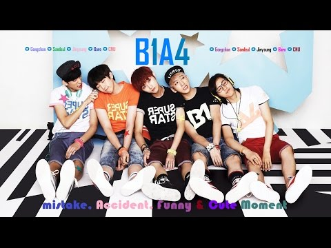 PART 109: Kpop Mistake & Accident [B1A4 only.] from YouTube · Duration:  5 minutes 47 seconds