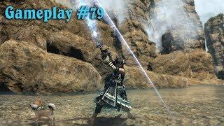 FFXIV: Stormblood Gameplay - 79 - Samurai - The Burn