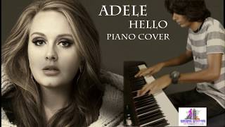 Hello - Adele (Piano Cover by Andrew)