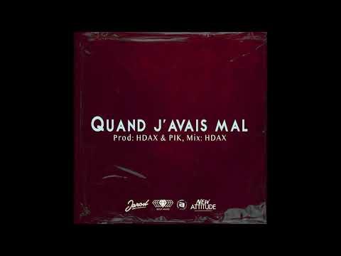 Youtube: Jarod – Quand J'avais Mal (Audio)