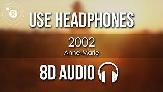 Baixar Anne-Marie - 2002 (8D AUDIO)