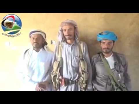 فيديو: ماذا قال أحد قيادات الحوثيين بعد تسليم نفسه وعشرة من مرافقية للمقاومة في الجوف