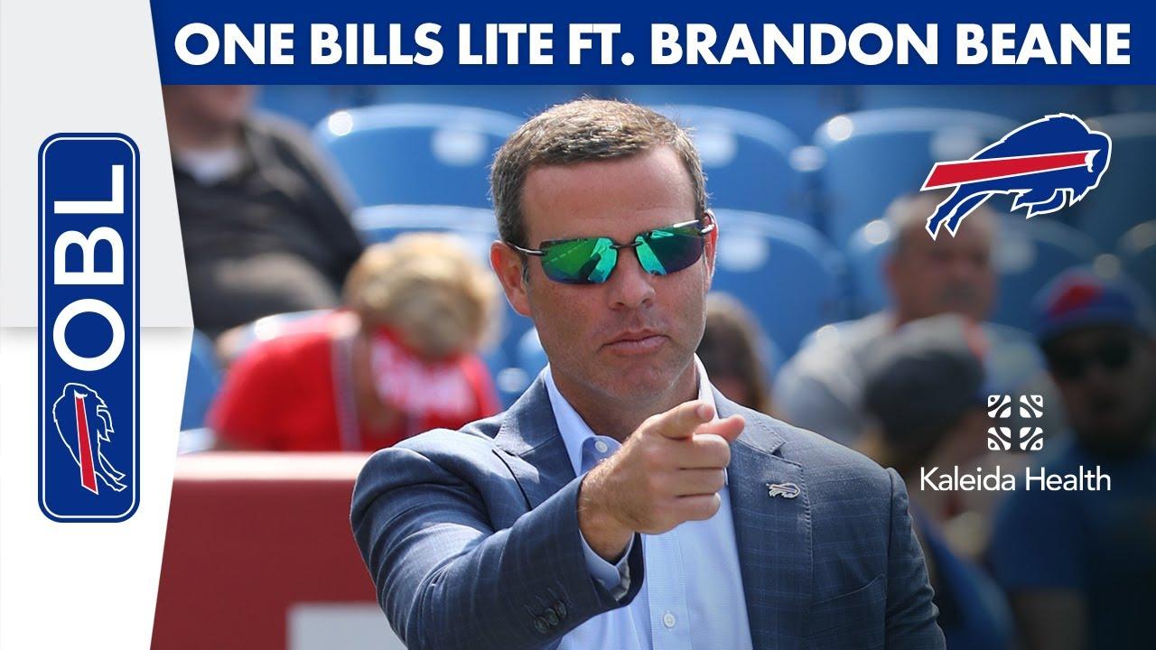 Bills GM Brandon Beane | Buffalo Bills | One Bills Lite