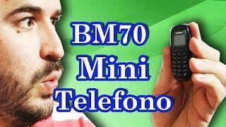 El teléfono GSM más pequeño del mundo Funciona con sim card y por bluetooth!