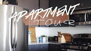 FULL HOLLYWOOD APARTMENT TOUR 2018!! (Finally lol)