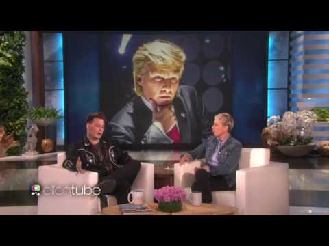 Johnny Depp Revive His Donald Trump Impersonation