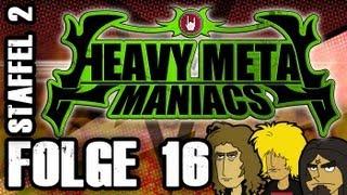 Heavy Metal Maniacs - Folge 16: Besuch im Bus