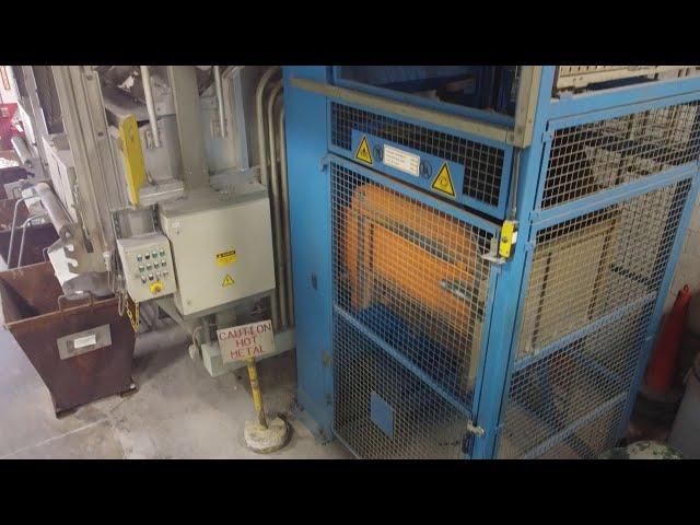 CWM's StrikoMelter Aluminum Furnace in action!