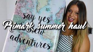 PRIMARK SUMMER HAUL | Laura Yanes