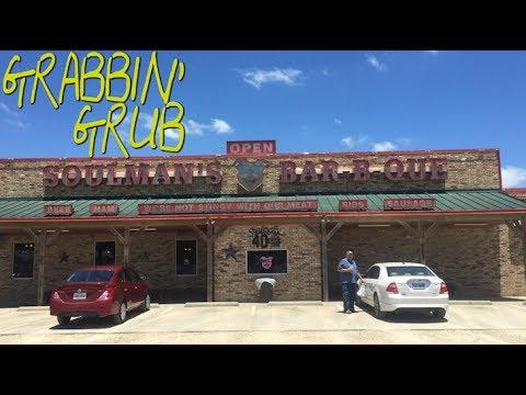 Grabbin' Grub - Soulman's Bar-B-Que (Van, TX)