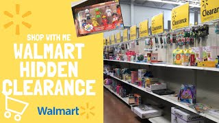 Walmart Hidden Clearance Deals | Lots Of Toy Clearance