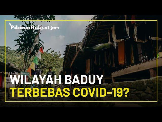 Tetua Adat Baduy Jamin Wilayahnya Terbebas dari Covid-19, Tegas Tolak Wisatawan yang Langgar Aturan