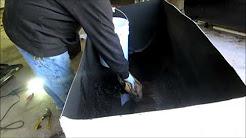 275 gallon oil tank ,removal @ disposal