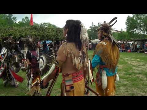 Danse Autochtone, Pow Wow à Maniwaki...Samedi 1 juin 2013