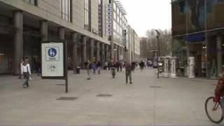 Rote Fahne Prager Straße Dresden - Saat bringt Ernte Intro der Veritas DVD
