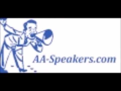 NEW AA Speaker Danielle