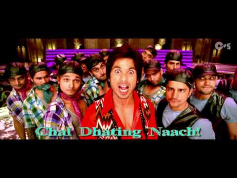 Dhating Naach Full Video Song from Movie Phata Poster Nikhla Hero, Acted by Shahid & Nargis Fakhri
