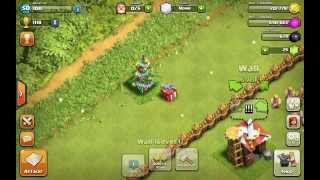 Clash of Clans - Christmas Tree Glitch?! Christmas Tree Spawn Rate
