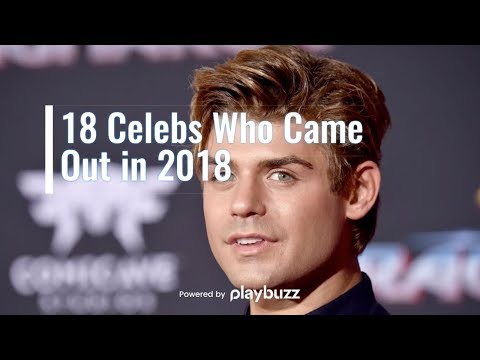 18 Celebs Who Came Out in 2018