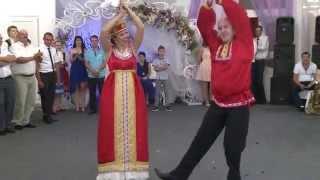 Александр и Наталья.Второй танец.Муз.Счастье вдруг...