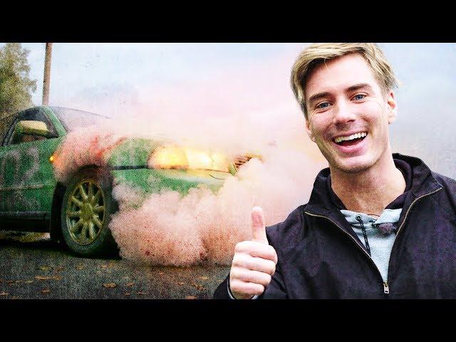 Vi pimpar Calles bil! | Skäm Ut Oss!