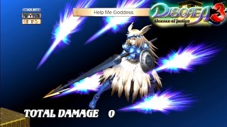 Disgaea 3: Absence of Justice ... (PS3)