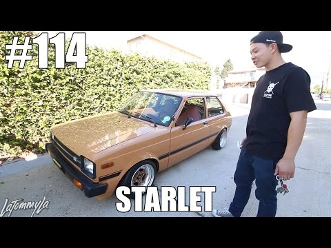 LOW & LOUD KP61 TOYOTA STARLET