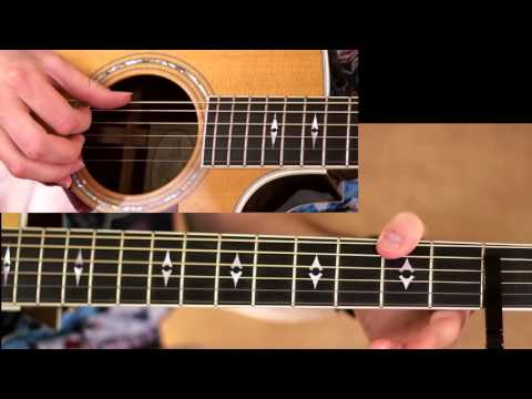 Sprawl II - Fingerstyle Accompaniment Lesson