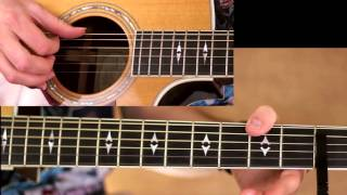 Sprawl II - Fingerstyle Accompaniment Lesson