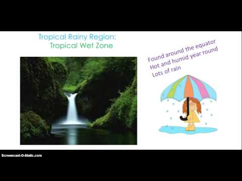 Introduction to Climate Regions