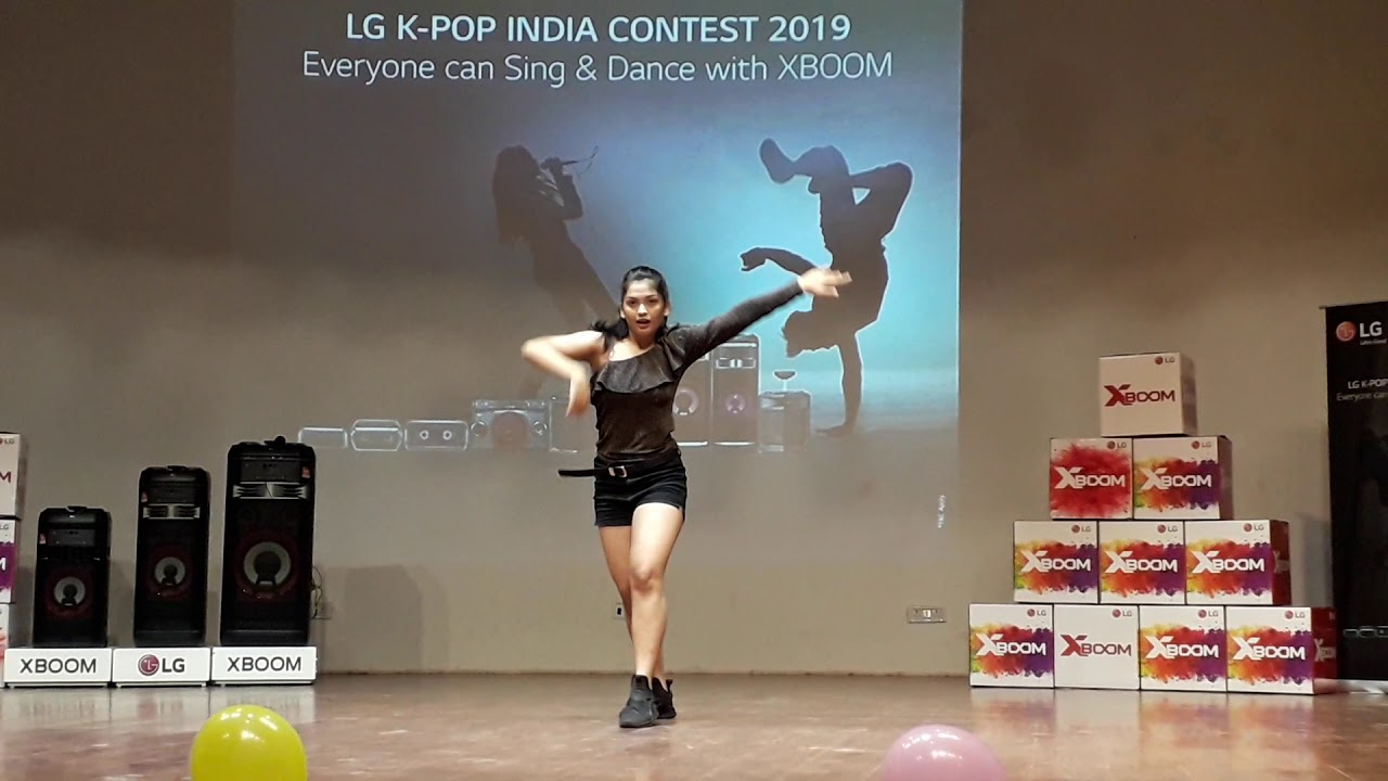 Odisha Regional || LG K-pop India Contest 2019 || Semi Final