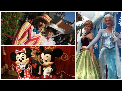 Best tips for seeing characters at Walt Disney World Resort (3 Minute Travel Tips LIVE #7)