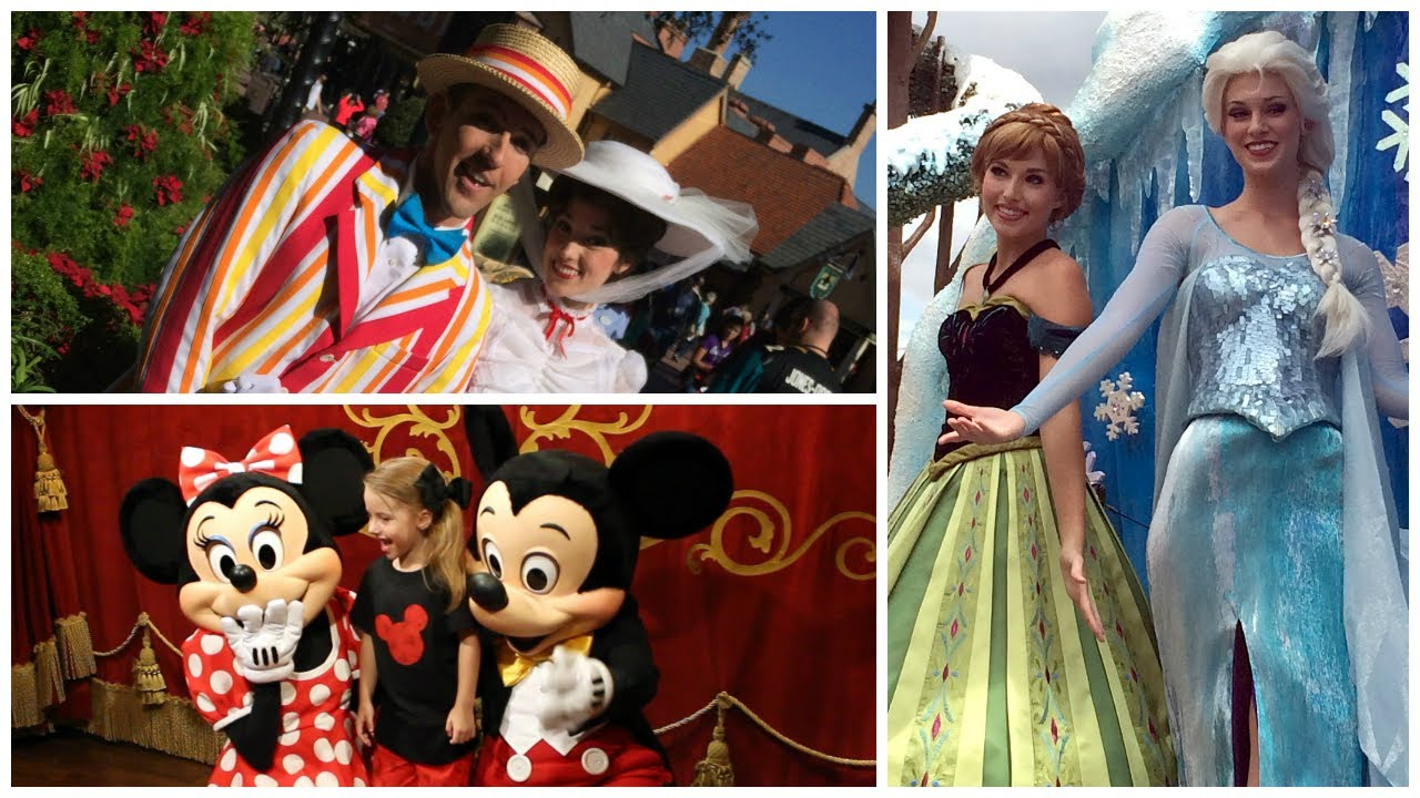 Best Tips For Seeing Characters At Walt Disney World Resort 3