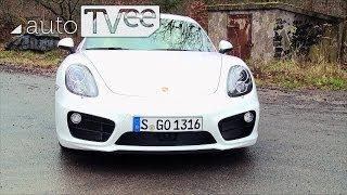 Porsche Cayman - Einstiegsporsche für jedermann? | autoTVee