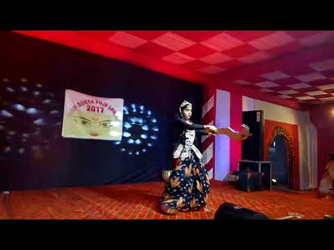 Kali tandav by tulip chatterjee