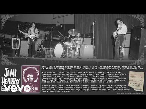 Jimi Hendrix - Hey Joe (Tulsa, OK 1970) (Audio)