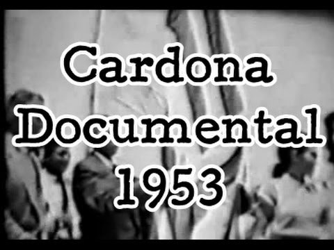 Cincuentenario Cardona (Documental 1953)