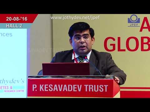Dr.Navneet Wadhwa(Mumbai), Research Reflections from Jothydev's Diabetes Research Centres