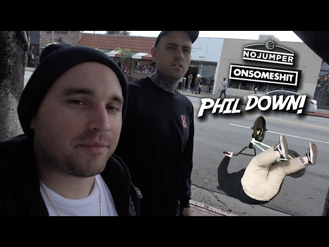 WE GOT THE ONSOMESHIT X NO JUMPER STORE! AND PHIL GETS MURDERED!